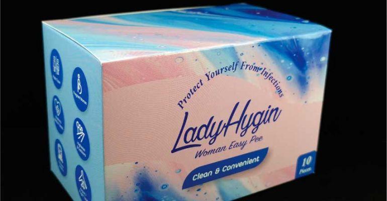 กล่อง Lady Hygiene 1